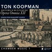 Opera Omnia XII: Chamber music vol. 1 by Ton Koopman