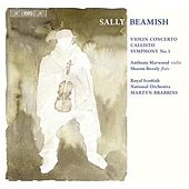 Beamish: Violin Concerto / Callisto / Symphony No. 1 by Various Artists