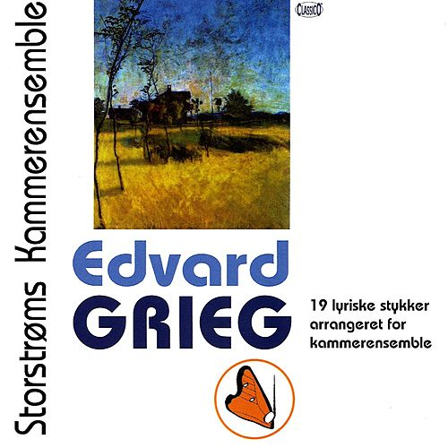 Grieg: Lyric Pieces arranged for Chamber Ensemble by Storstroms Kammerensemble