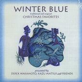 Winter Blue by Derek Nakamoto