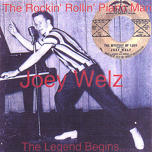 From The Vaults Of Bat Records/the Jay Rockers And The Rockabillies by Joey Welz