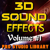 3D Sound Effects, Vol. #1 by Pro Studio Library