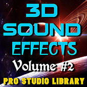 3D Sound Effects Volume #2 by Pro Studio Library