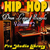 Hip Hop Drum Loops & Samples, Vol. #2 by Pro Studio Library