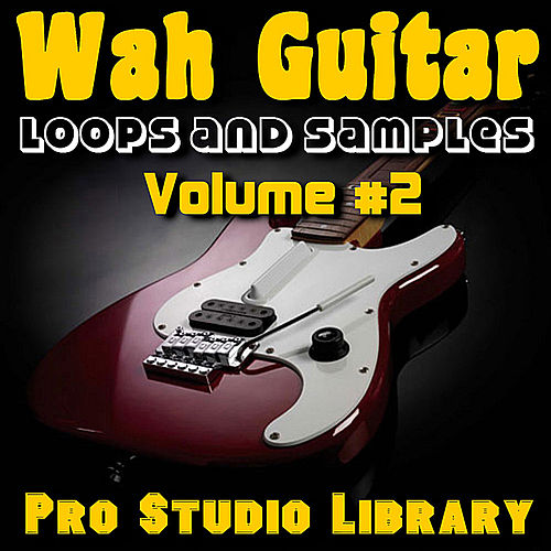 Wah Guitar - Loops and Samples, Volume#2 by Pro Studio Library