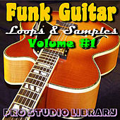 Funk Guitar Loops & Samples Volume#1 by Pro Studio Library