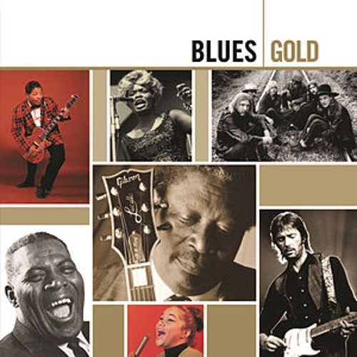 Blues - Gold by Various Artists