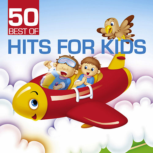 50 Best Of Hits For Kids by The Countdown Kids