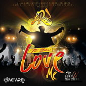 The Haters Love Me Maxi Single by LaRue