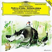 Prokofiev: Pedro y el Lobo; Obertura sobre temas; Sinfonia Classica by Various Artists