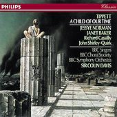 Tippett: A Child of Our Time by Various Artists