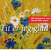 Tit er jeg glad by Various Artists