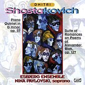 Shostakovich: Piano Quintet / 7 Verses (Pavlovski, Esbjerg Ensemble) by Various Artists