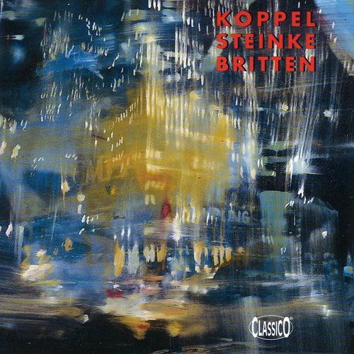 Koppel: String Quartet No. 1 - Steinke: Native American Notes - Britten.: String Quartet No. 1 by Various Artists