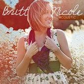 Acoustic by Britt Nicole