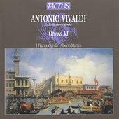 Vivaldi: Opera VI - Sei concerti by Orchestra Da Camera