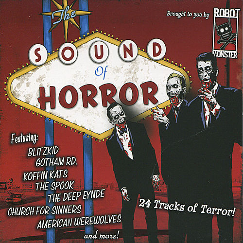 The Sound of Horror, Vol. 1 by Various Artists