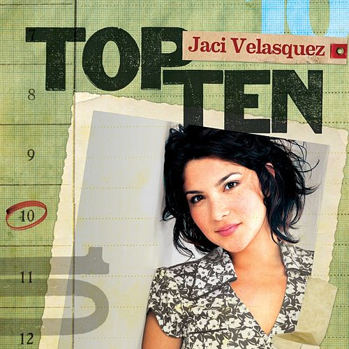 Top Ten by Jaci Velasquez