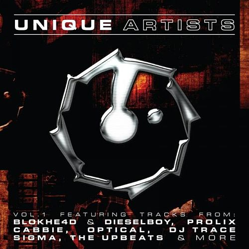 Unique Artists - Volume 1 by Various Artists
