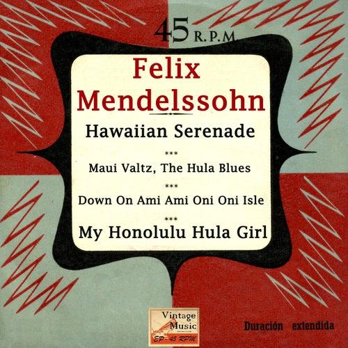 Vintage World Nº 46 - EPs Collectors 'Hawaiian Holiday Serenade' (Steel Guitar) by Felix Mendelssohn