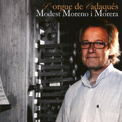 L'orgue de Cadaqués by Modest Moreno i Morera