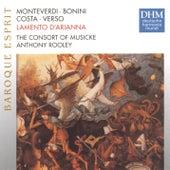 Monteverdi: Lamento D'Arianna by Consort Of Musicke