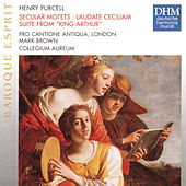 Purcell: Vocalworks + Suite From King Arthur by Various Artists