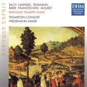 Baroque Trumpet Music by Trompeten Consort Friedemann Immer
