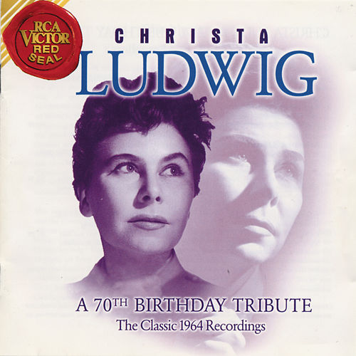 A 70th Birthday Tribute by Christa Ludwig