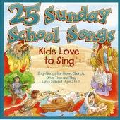 25 Sunday School Songs by The Kids Choir