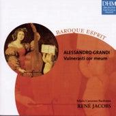 Grandi - Sacri Concerti by Schola Cantorum Basiliensis