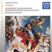 Haydn: 3 Masses by Reinhard Kammler