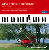 Vartiations (Variationen) by Ludwig van Beethoven, Robert Schumann, Sergej Rachmanninov and Alexander Rosenblatt by Various Artists