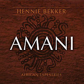 African Tapestries - Amani by Hennie Bekker
