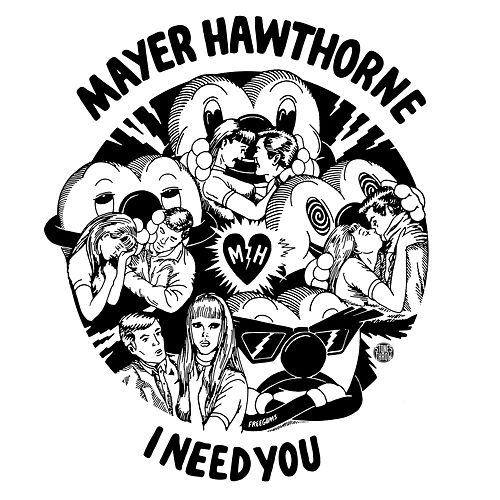 I Need You 12' by Mayer Hawthorne