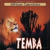 African Tapestries - Temba by Hennie Bekker