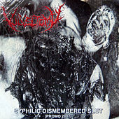 Syphilic Dismembered Slut by Vulvectomy