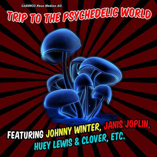 Trip To The Psychedelic World by Various Artists