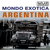 Mondo Excotica - Argentinië by Various Artists