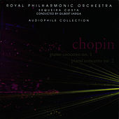 Chopin: Piano Concertos No. 1 & 2 by Sequeira Costa
