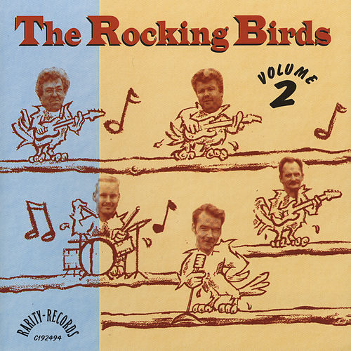 The Rocking Birds vol. 2 by The Rockingbirds