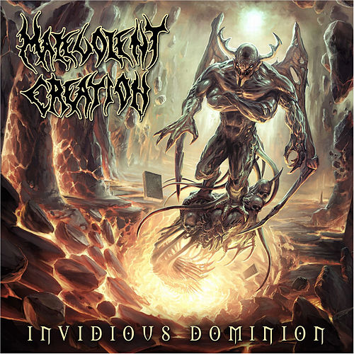 Invidious Dominion by Malevolent Creation