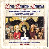 Bach, J.S.: Ascension Day; Whitsun; Trinity (Vol. 3) by Various Artists