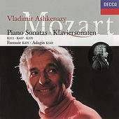 Mozart: Piano Sonatas Nos. 9, 14 & 17/Fantasy in C minor/Adagio in B minor by Vladimir Ashkenazy