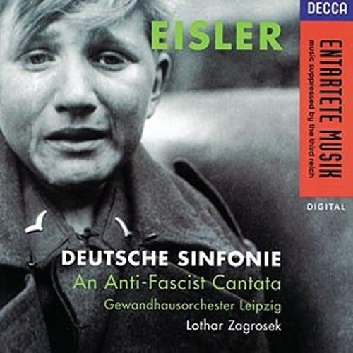 Eisler: Deutsche Sinfonie by Various Artists