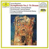 Bruckner: Symphony No.1; Te Deum by Various Artists