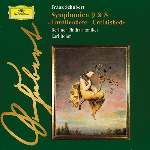 Schubert: Symphonies Nos. 8 'Unfinished' & 9 'The Great' by Berliner Philharmoniker