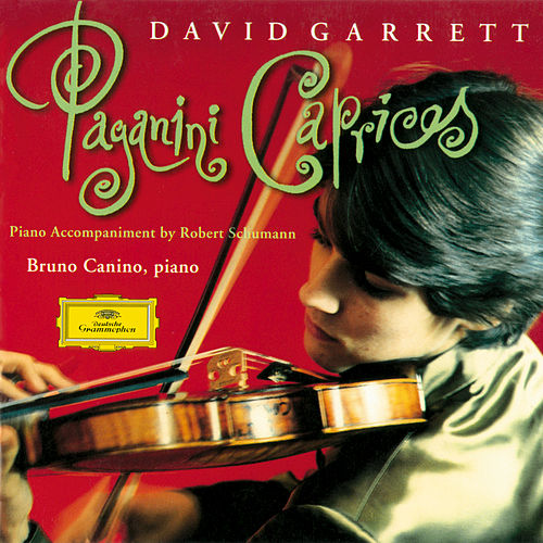 Paganini: Caprices for Violin, Op.24 by David Garrett