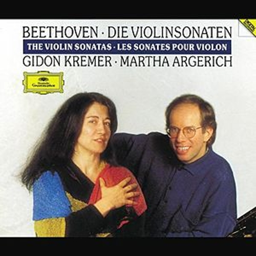 Beethoven: The Violin Sonatas by Various Artists