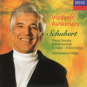 Schubert: Sonata in A, D959/4 Impromptus by Vladimir Ashkenazy